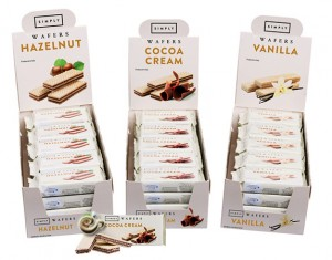 Simply Italian Wafers x 20 - MEGA DEAL